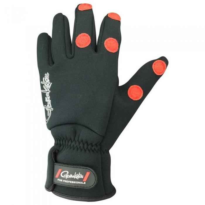 [해외]GAMAKATSU Power Thermal Long Gloves 8138322878 Dark Green