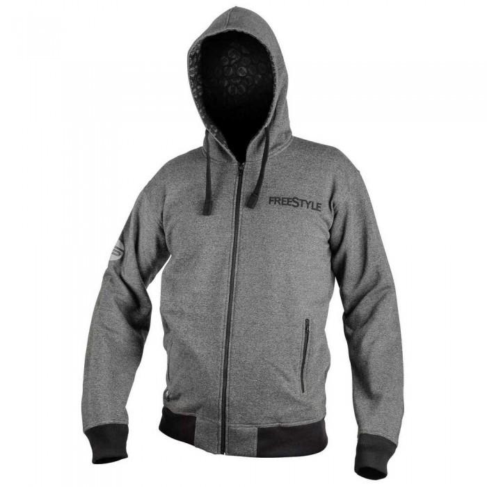 [해외]SPRO Gre X BK Hoodie 8138331451 Grey