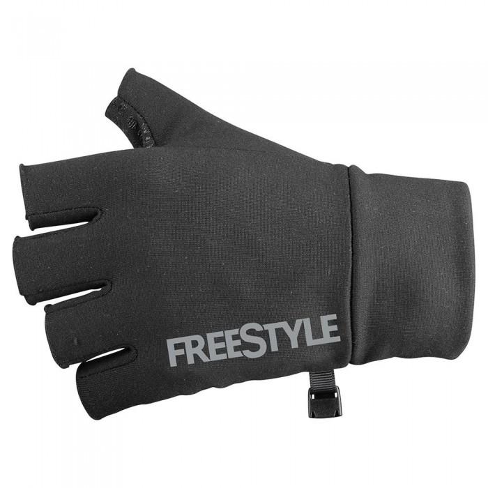 [해외]SPRO Short Gloves 8138331577 Black