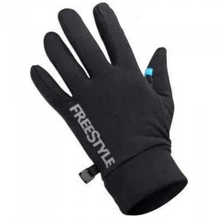 [해외]SPRO Touch Long Gloves 8138331603 Black