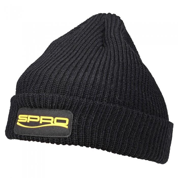 [해외]SPRO Winter S-Logo Cap 8138331631 Black