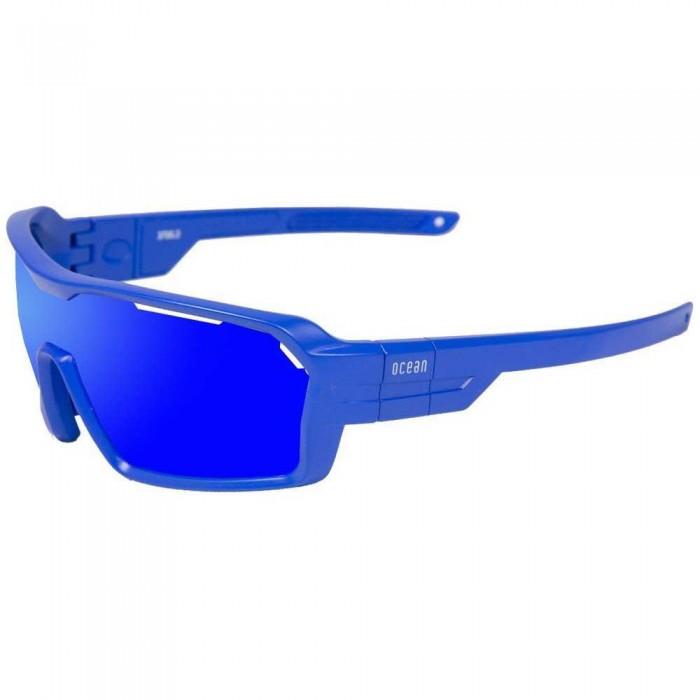 [해외]OCEAN SUNGLASSES Chameleon Sunglasses Refurbished 8138336392 Matte Blue