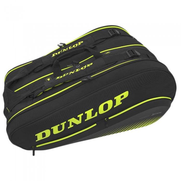 [해외]던롭 SX Performance Thermo Racket Bag 12138328878 Black / Yellow