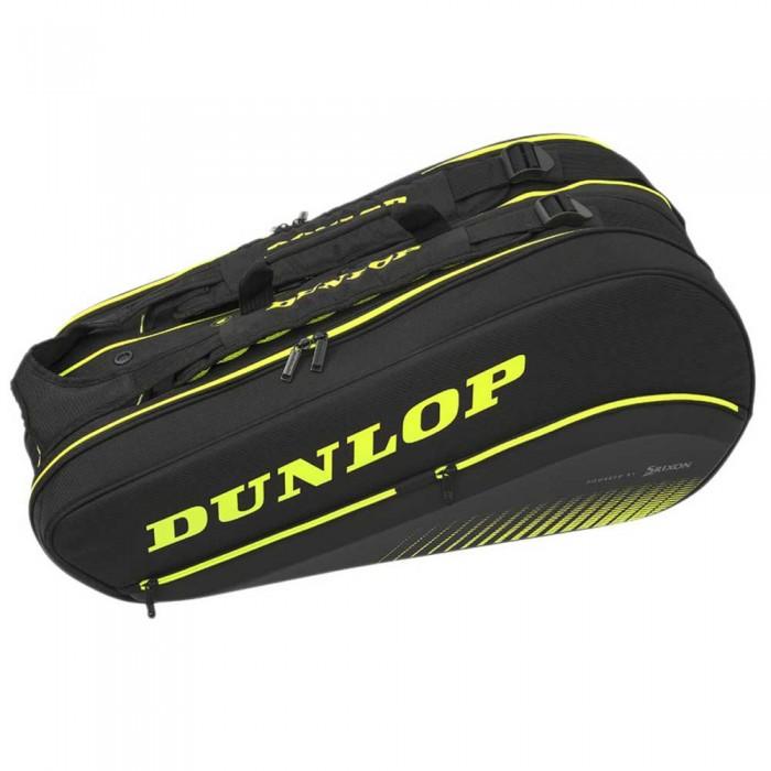 [해외]던롭 SX Performance Thermo Racket Bag 12138328879 Black / Yellow
