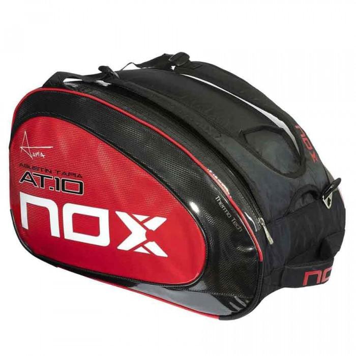 [해외]NOX AT10 Team Padel Racket Bag 12138335555 Black / Red