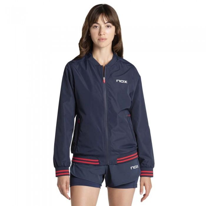 [해외]NOX Pro Jacket 12138335578 Blue / Red