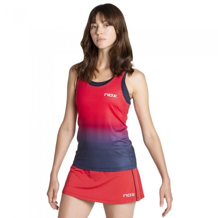 [해외]NOX Pro Sleeveless T-Shirt 12138335589 Red / Blue