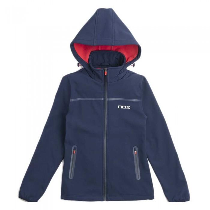[해외]NOX Pro Softshell Jacket 12138335591 Blue / Red