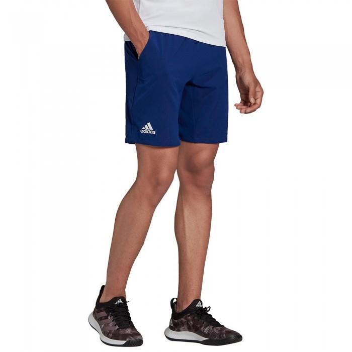 [해외]아디다스 Ergo 9´´ Shorts 12138110325 Victory Blue / White