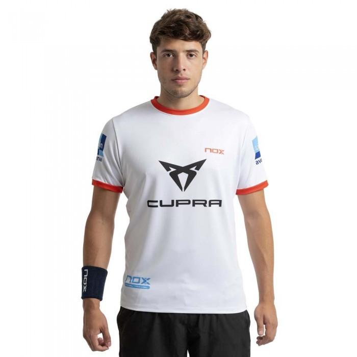 [해외]NOX AT10 Team 21 Short Sleeve T-Shirt 12138335554 White