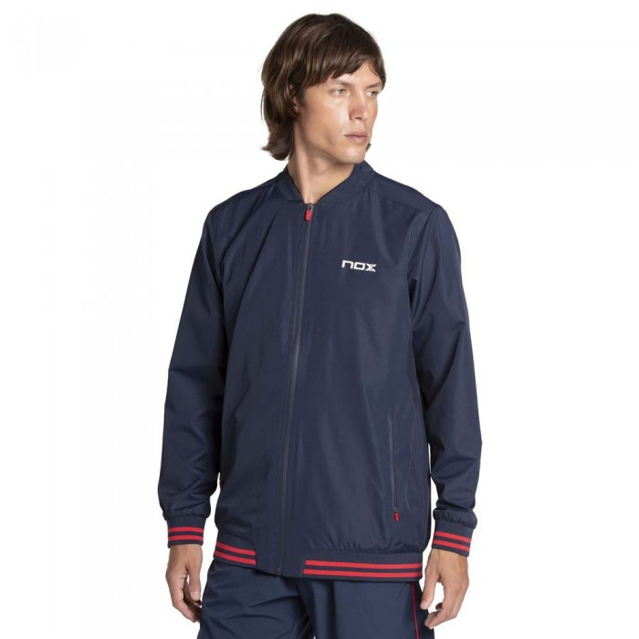 [해외]NOX Pro Jacket 12138335577 Blue / Red