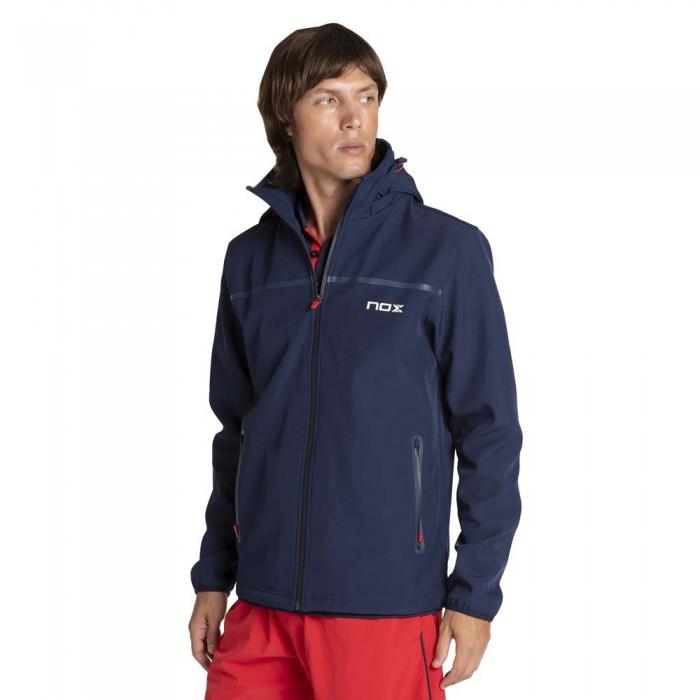 [해외]NOX Pro Softshell Jacket 12138335590 Blue / Red