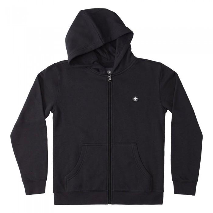 [해외]DC슈즈 Riot Franchise Full Zip Sweatshirt 5138153143 Black