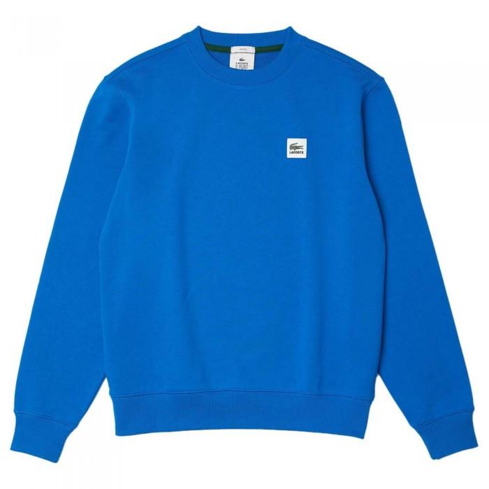 [해외]라코스테 Live SH9182 Sweatshirt Ultramarine