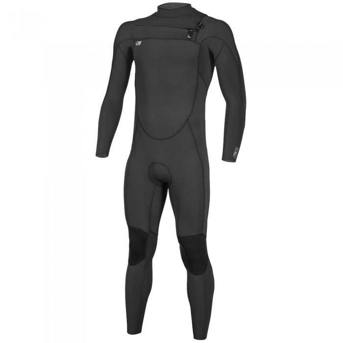 [해외]오닐 웻슈트 Ninja 4/3 mm Long Sleeve Wetsuit 14138264834 Black / Black