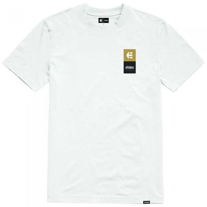 [해외]에트니스 Eblock Stack 14137917350 White / Gold