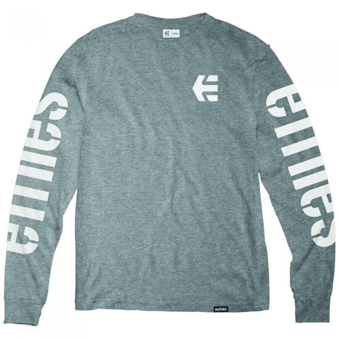 [해외]에트니스 Icon Long Sleeve T-Shirt 14137917369 Grey / Heather