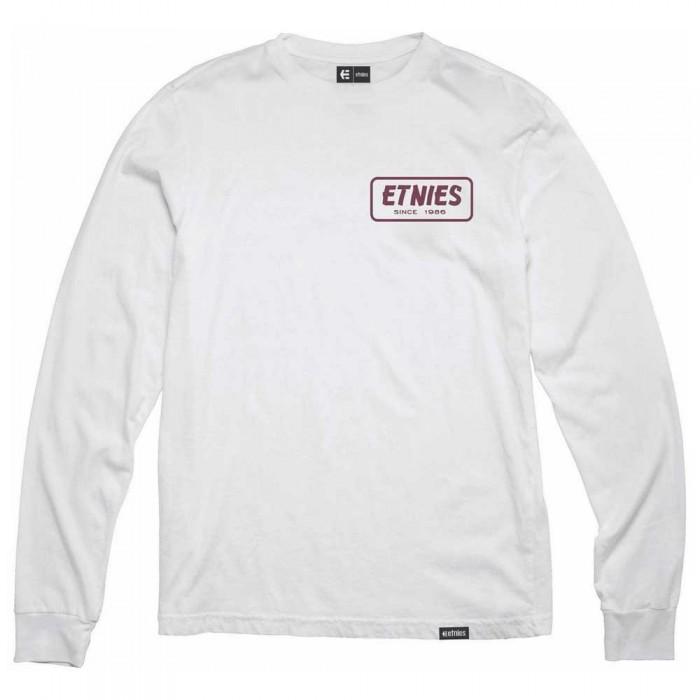 [해외]에트니스 Quality Control 14137917382 White / Burgundy