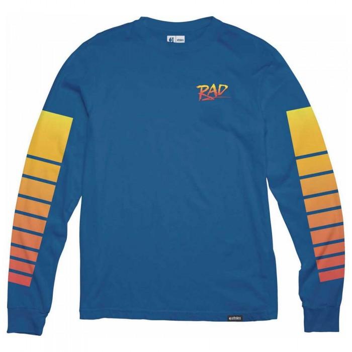 [해외]에트니스 Rad Long Sleeve T-Shirt 14137917392 Royal