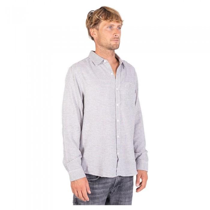 [해외]헐리 Portland Flannel Long Sleeve Shirt 14138238732 Coconut Milk