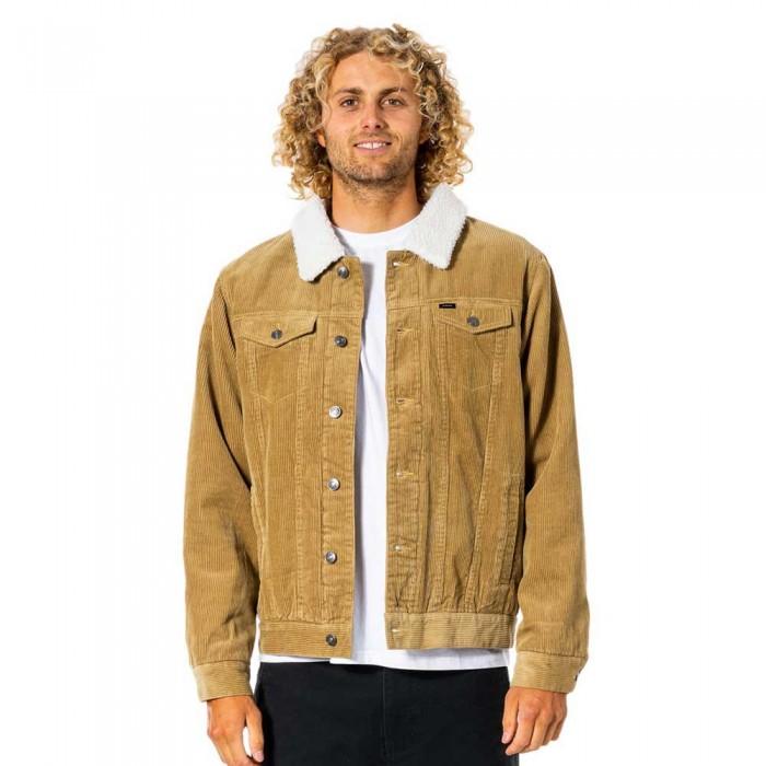 [해외]립컬 State Cord Jacket 14138337796 Dark Khaki