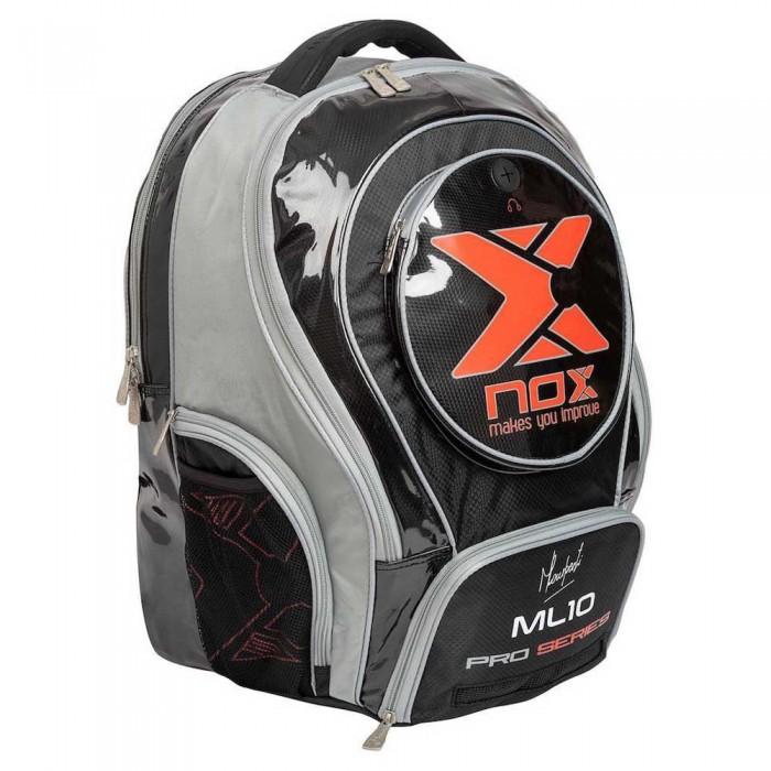 [해외]NOX ML10 Pro 32L Backpack Refurbished 12138346922 Black / Grey