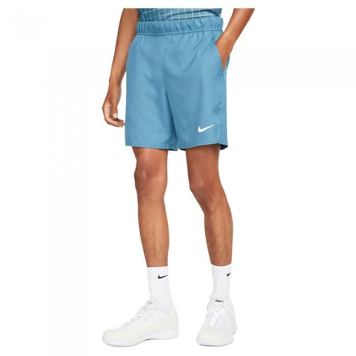 [해외]나이키 Court Dri Fit Victory 7´´ Shorts 12138297801 Riftblue / White