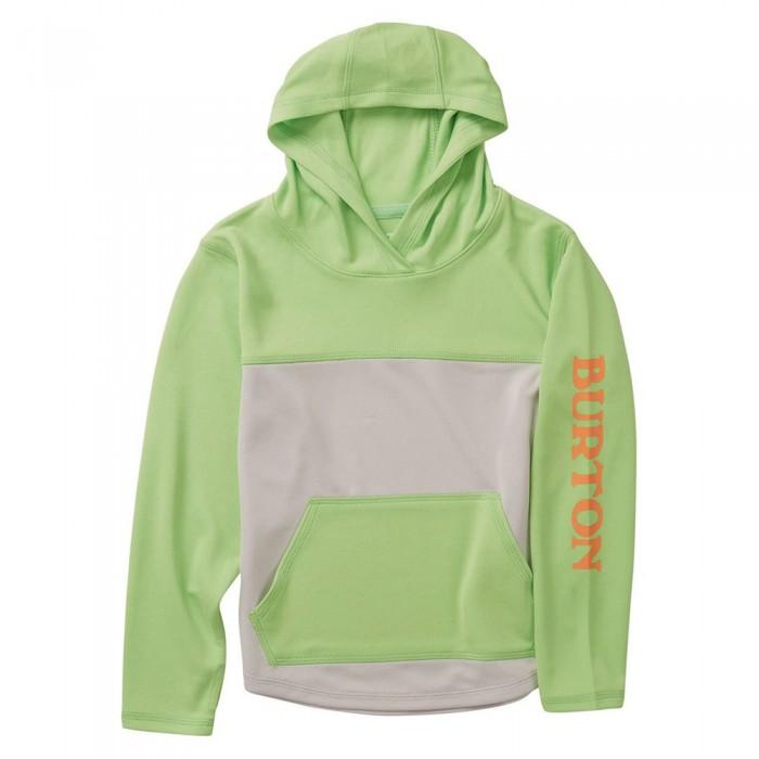 [해외]버튼 Spurway Tech Toddler Hoodie 5138007775 Summer Green / Lunar Grey