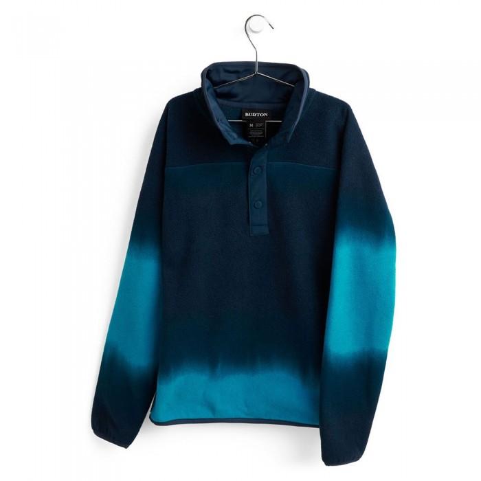 [해외]버튼 Spark Sweatshirt Youth 5138272960 Dresden Blue Ombre