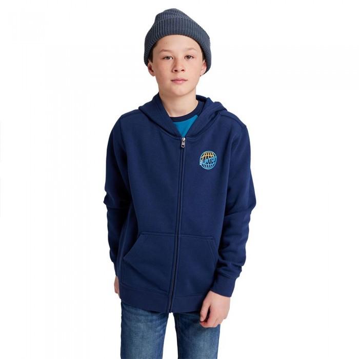 [해외]버튼 Westdale Full Zip Sweatshirt 5138273093 Dress Blue