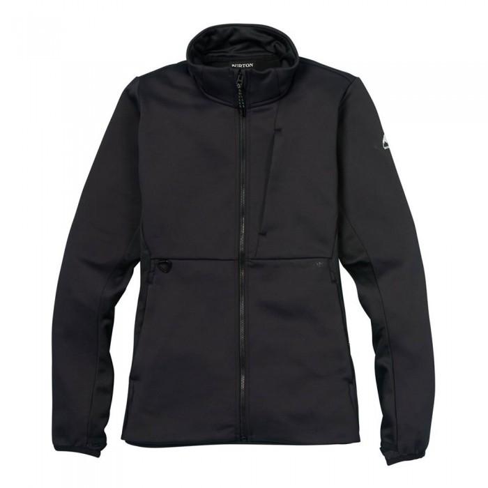 [해외]버튼 Multipath Fleece 5138007770 True Black