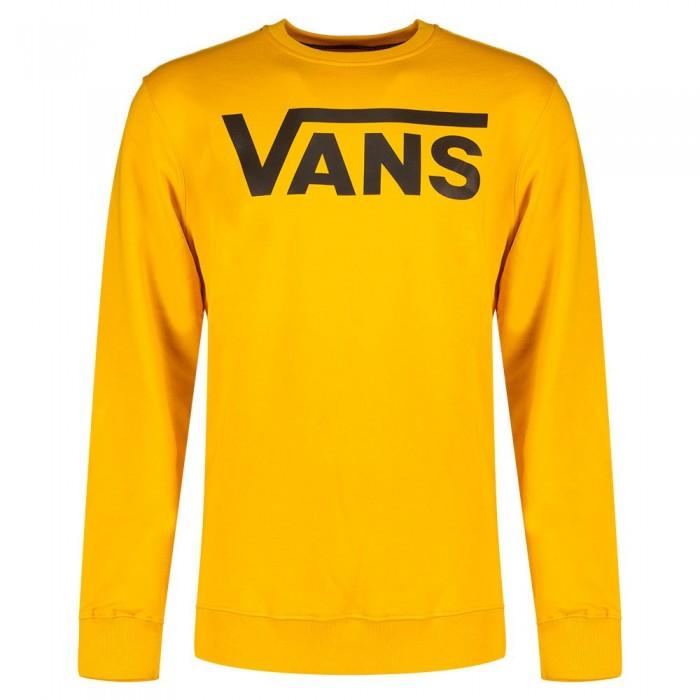[해외]반스 Classic II Crew Sweatshirt Golden Glow