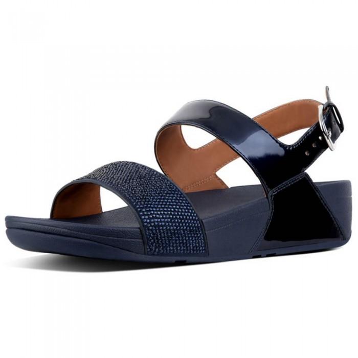 [해외]핏플랍 Ritzy Back-Strap Sandals Midnight Navy