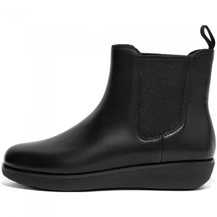 [해외]핏플랍 Sumi Chelsea WP Boots Black