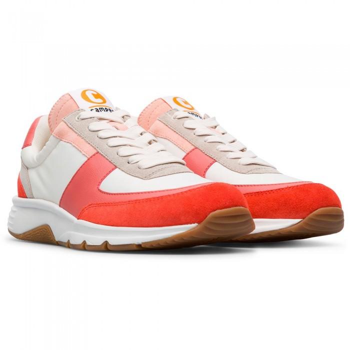 [해외]캠퍼 TWS Trainers Red / White / Pink