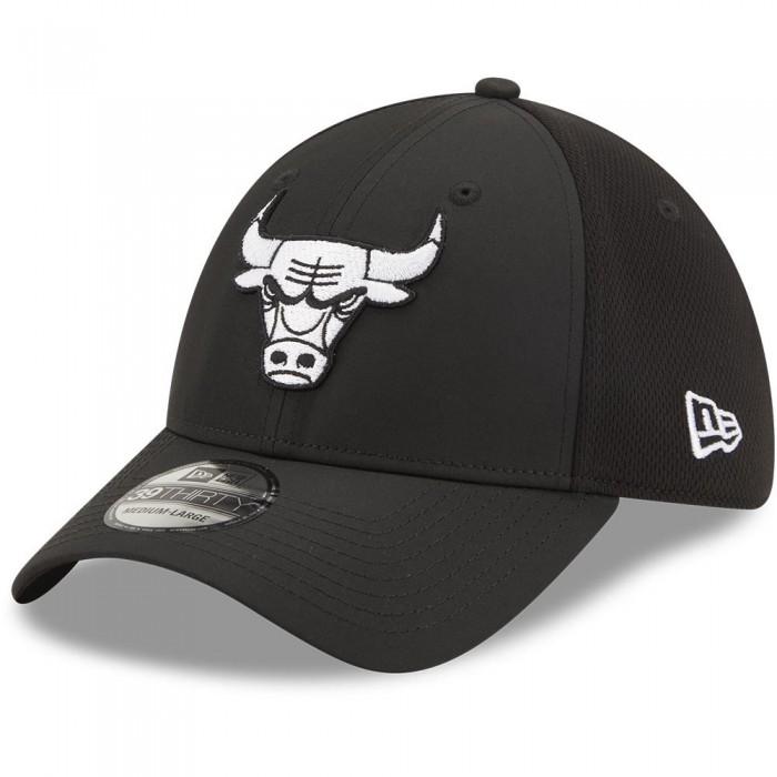[해외]뉴에라 Mesh Back 39Thirty Cap Black