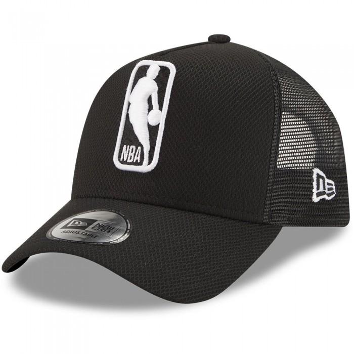 [해외]뉴에라 NBA Black Base Trucker Cap Black