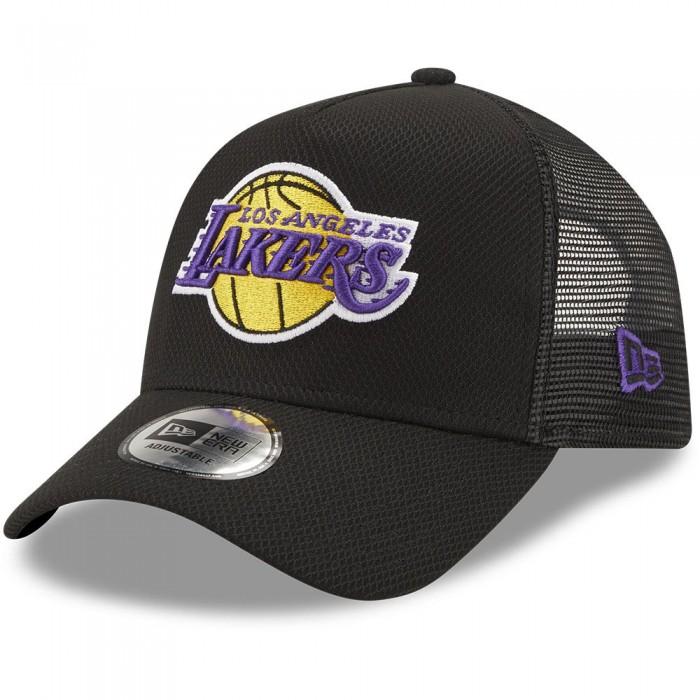 [해외]뉴에라 NBA Black Base Trucker Cap Black 2