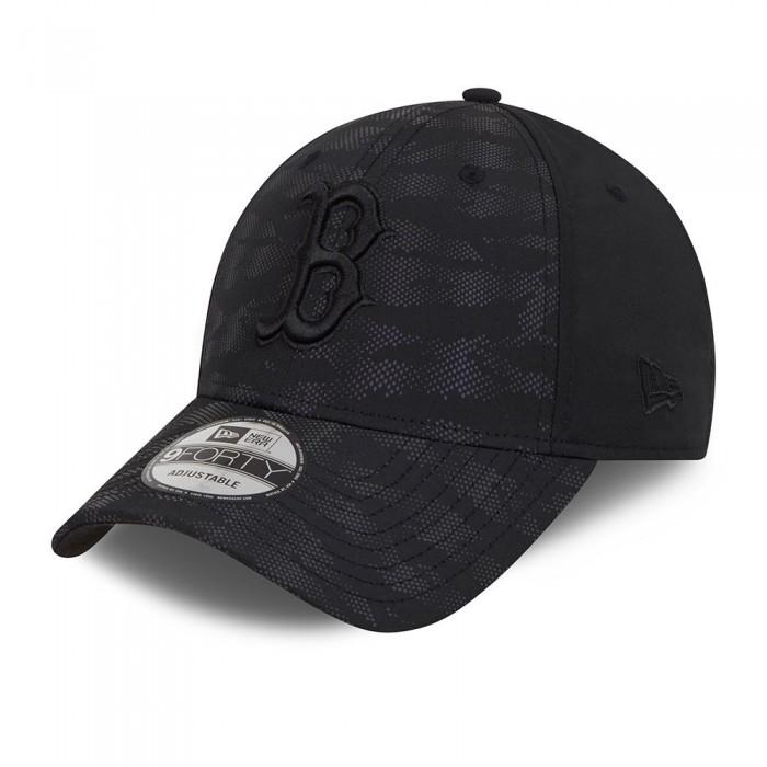 [해외]뉴에라 Reflective Pack 9Forty Cap Black
