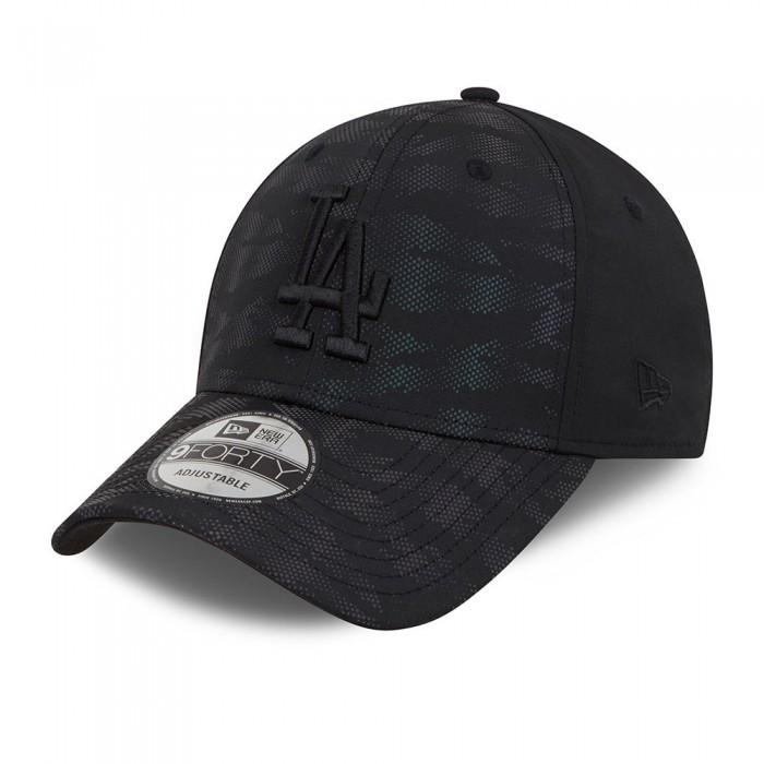 [해외]뉴에라 Reflective Pack 9Forty Cap Black 3