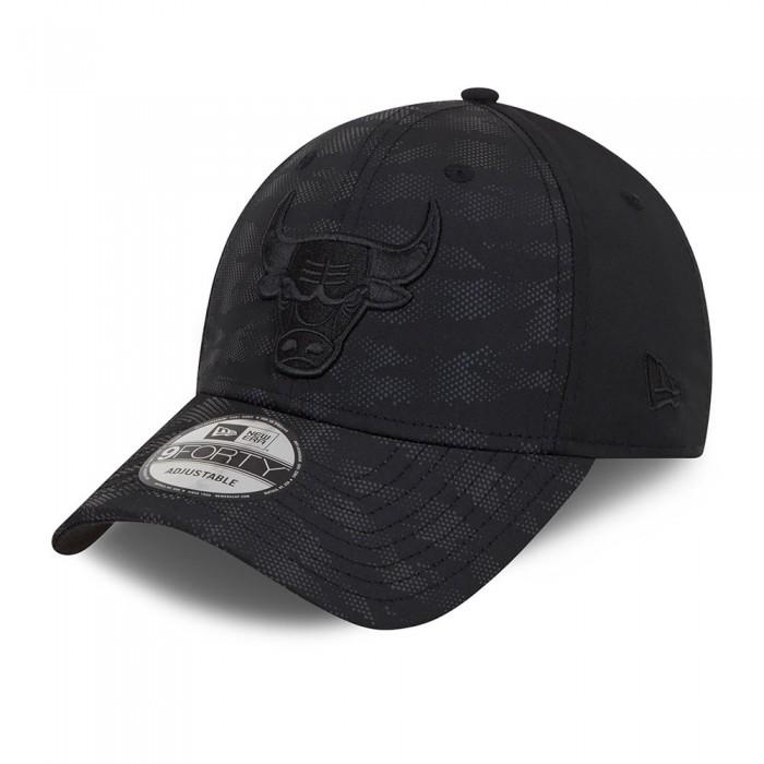 [해외]뉴에라 Reflective Pack 9Forty Cap Black 4