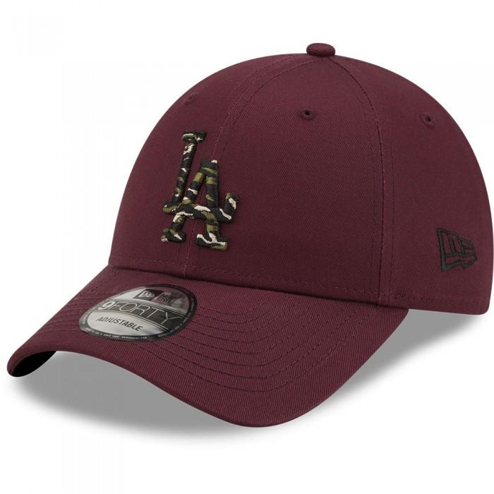 [해외]뉴에라 Wild Camo 9Forty Cap Dark Purple