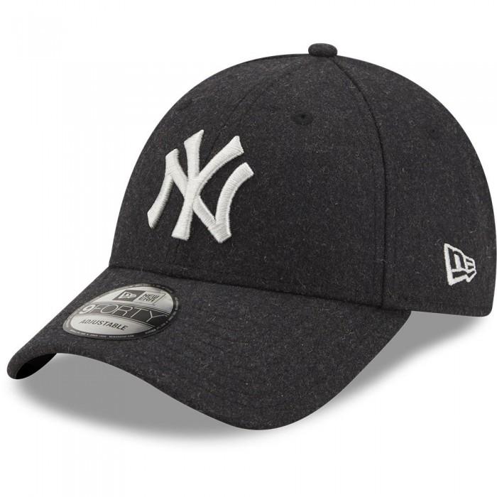 [해외]뉴에라 Winterized 9Forty The League Cap Black