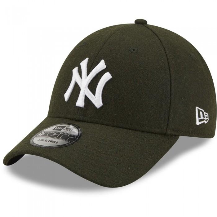 [해외]뉴에라 Winterized 9Forty The League Cap Green Medium