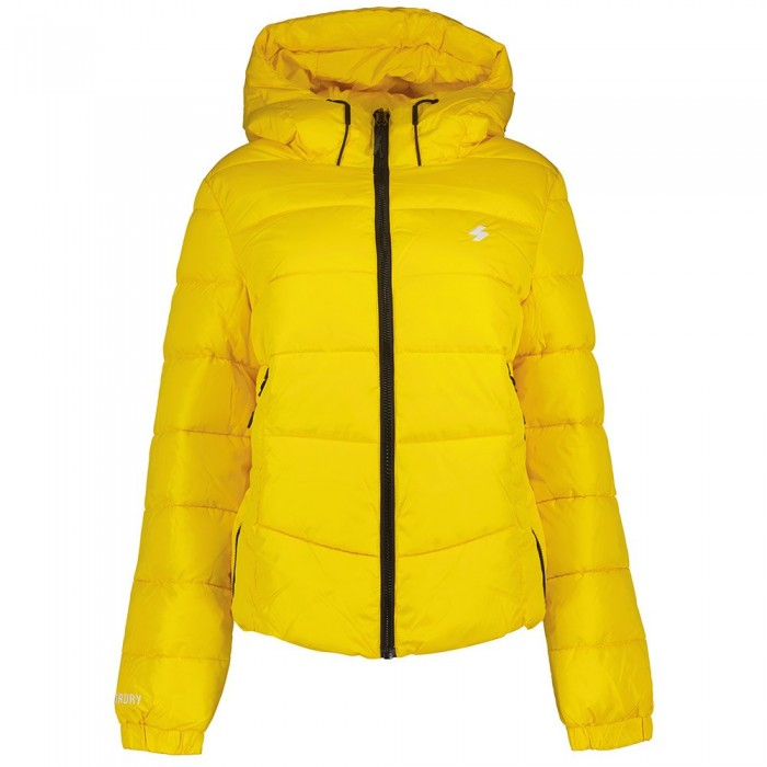 [해외]슈퍼드라이 Spirit Sports Jacket Nautical Yellow