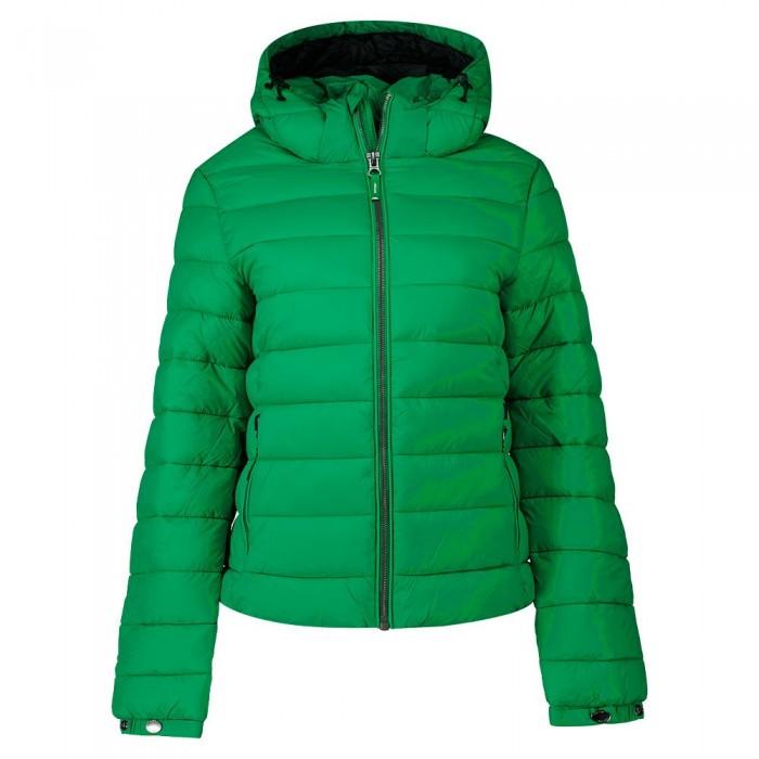 [해외]슈퍼드라이 Classic Fuji Jacket Bright Green