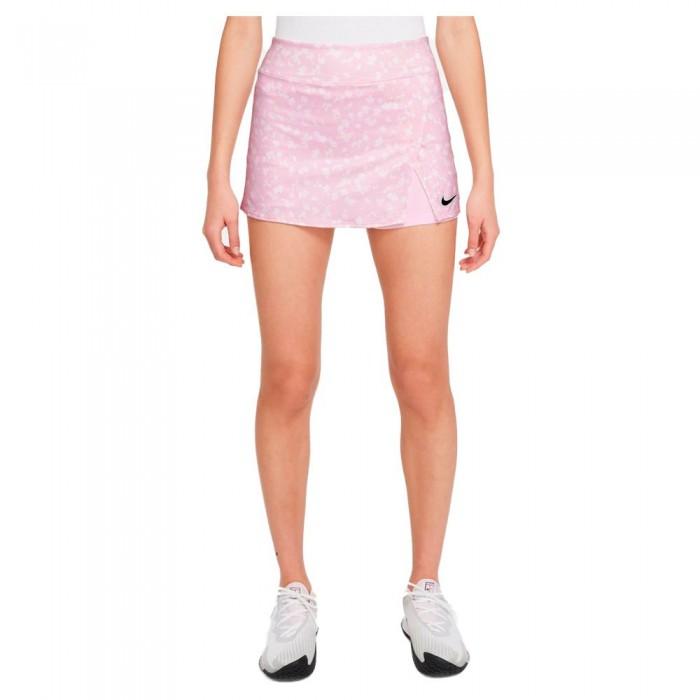 [해외]나이키 Court Dri Fit Victory Skirt 12138251292 Regal Pink / Regal Pink / Black