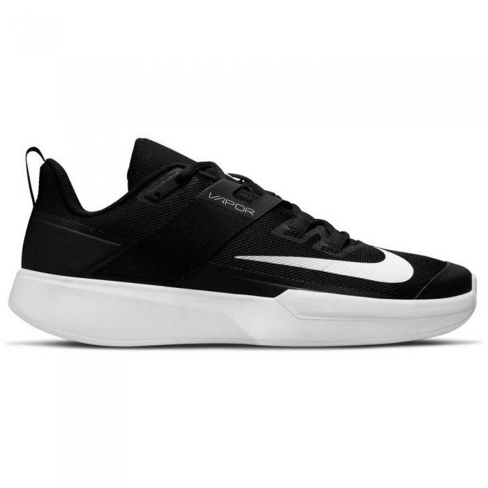 [해외]나이키 Court Vapor Lite Clay Shoes 12138030696 Black / White