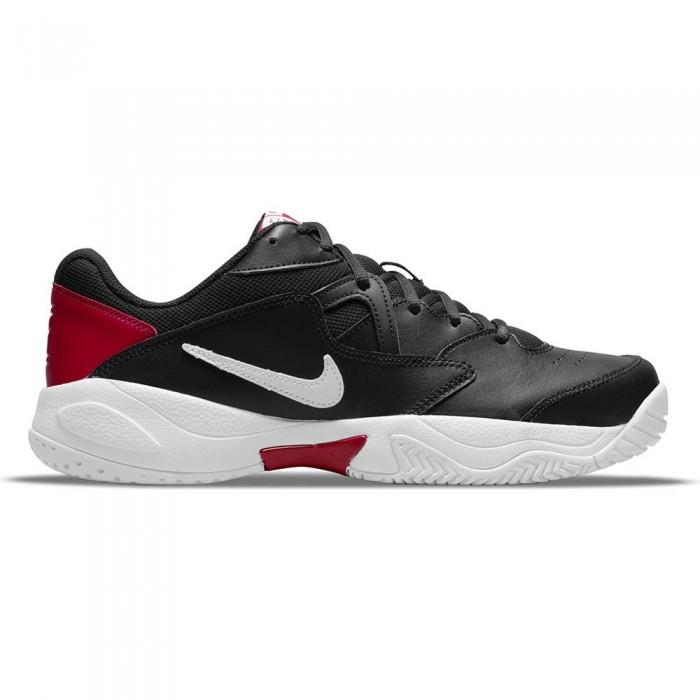 [해외]나이키 Court Lite 2 Trainers 12138297805 Black / White / Gym Red