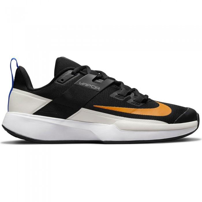 [해외]나이키 Court Vapor Lite Shoes 12138345772 Black / Sunset / Light Bone / White